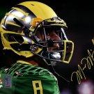 Marcus Mariota Autographed Signed Oregon Ducks 8x10 Photo MM COA