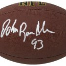 John Randle Vikings Signed Autographed NFL Football SCHWARTZ