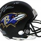 Jamal Lewis Autographed Signed Baltimore Ravens Mini Helmet JSA