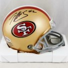 Patrick Willis Autographed Signed San Francisco 49ers Mini Helmet BECKETT