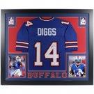 Stefon Diggs Autographed Signed Framed Buffalo Bills Jersey BECKETT