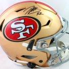 Patrick Willis Autographed Signed San Francisco 49ers Speed Proline Helmet BECKETT