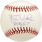 Frank Viola Twins Autographed Signed Baseball BECKETT