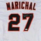 Juan Marichal Signed Autographed San Francisco Giants Baseball Jersey JSA