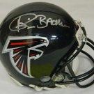 Andre Rison Autographed Atlanta Falcons Mini Helmet SCHWARTZ