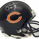 Jim McMahon Signed Autographed Chicago Bears Mini Helmet SCHWARTZ