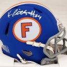 Kyle Pitts Autographed Signed Florida Gators Mini Helmet BECKETT