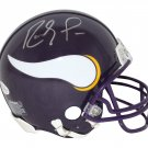 Randy Moss Autographed Signed Minnesota Vikings Mini Helmet BECKETT