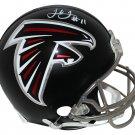 Julio Jones Autographed Signed Atlanta Falcons Proline Helmet BECKETT