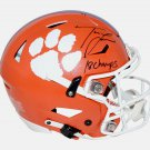 Trevor Lawrence Autographed Signed Clemson Tigers Proline Helmet FANATICS