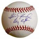 Andres Galarraga Braves Rockies Signed Autographed Official Baseball Bat JSA