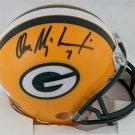 Don Majkowski Autographed Signed Green Bay Packers Mini Helmet JSA