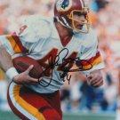 John Riggins Autographed Signed Washington Redskins 8x10 Photo JSA