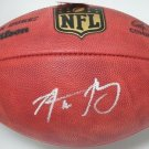 Aaron Rodgers Packers Autographed Signed NLF Football FANATICS