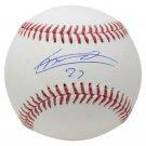 Vladimir Guerrero Jr Blue Jays Signed Autographed Baseball BECKETT