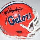 Jack Youngblood (Rams) Signed Autographed  Florida Gators Mini Helmet SCHWARTZ