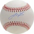 Christian Yelich Brewers Autographed Signed Baseball FANATICS