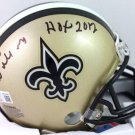Willie Roaf Autographed Signed New Orleans Saints Mini Helmet BECKETT