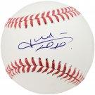Juan Soto Washington Nationals Autographed Signed MLB Baseball BECKETT