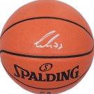 Luka Doncic Mavericks Autographed Signed Spalding Basketball FANATICS