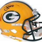Jordan Love Autographed Signed Green Bay Packers Mini Helmet FANATICS