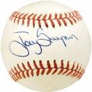Tony Gwynn Padres Autographed Signed NL Baseball BECKETT