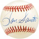 Ron Santo Chicago Cubs Autographed Signed NL Baseball BECKETT
