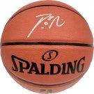 Damian Lillard Trail Blazers Autographed Signed Spalding Basketball BECKETT