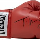 Tyson Fury Autographed Signed Everlast Boxing Glove BECKETT