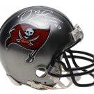 Mike Alstott Signed Autographed Tampa Bay Buccaneers Mini Helmet FANATICS