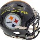 Pat Freiermuth Autographed Signed Pittsburgh Steelers Mini Helmet BECKETT