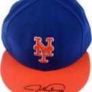 Jacob DeGrom Autographed Signed New York Mets New Era Cap FANATICS