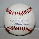 John Candelaria Pirates Autographed Signed Baseball COA