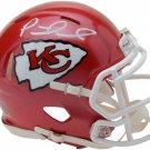 Patrick Mahomes Signed Autographed Kansas Chiefs Mini Helmet FANATICS