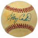 Gary Carter Mets Expos Autographed Signed NL Baseball BECKETT