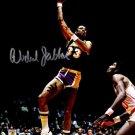 Kareem Abdul-Jabbar Autographed Signed Lakers 8x10 Photo SCHWARTZ
