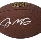 Joe Montana 49ers Autographed Signed NFL Wilson Football SCHWARTZ