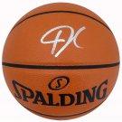 Giannis Antetokounmpo Milwaukee Bucks Signed Autographed Basketball BECKETT