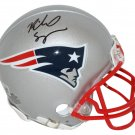 Richard Seymour Autographed Signed New England Patriots Mini Helmet BECKETT