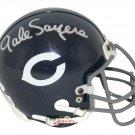 Gale Sayers & Dick Butkus Autographed Signed Chicago Bears Mini Helmet JSA