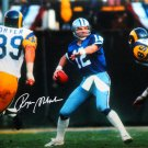 Roger Staubach Signed Autographed Dallas Cowboys 16x20 Photo BECKETT