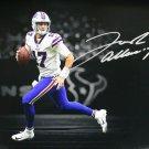 Josh Allen Signed Autographed Buffalo Bills 16x20 Photo BECKETT