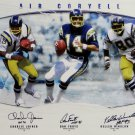 Fouts Winslow & Joiner Autographed Signed San Diego Chargers 16x20 Photo BECKETT