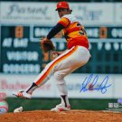 Nolan Ryan Signed Autographed 8x10 Astros Photo RYAN COA