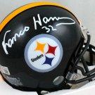 Franco Harris Autographed Signed Pittsburgh Steelers Mini Helmet BECKETT