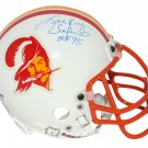 Lee Roy Selmon Signed Autographed Tampa Bay Buccaneers Mini Helmet PSA