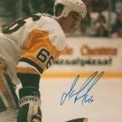 Mario Lemieux Autographed Signed Pittsburgh Penguins 8x10 Photo BECKETT