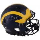 Tom Brady Autographed Signed Michigan Wolverines Proline Helmet FANATICS