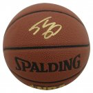 Shaquille O'Neal Lakers Magic Autographed Signed Spalding Basketball BECKETT
