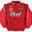 Dale Earnhardt Jr. Signed Autographed Budweiser Driver's Jacket PRISTINE COA